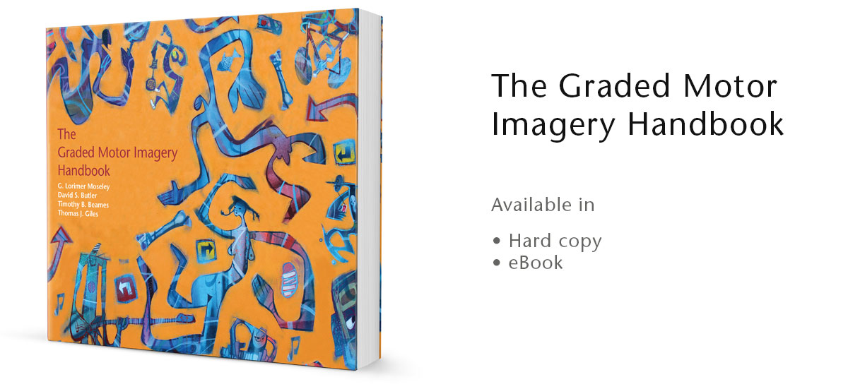 The graded motor imagery handbook